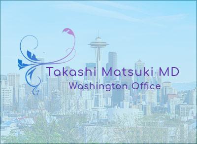 Takashi Matsuki M.D. Washington Office
