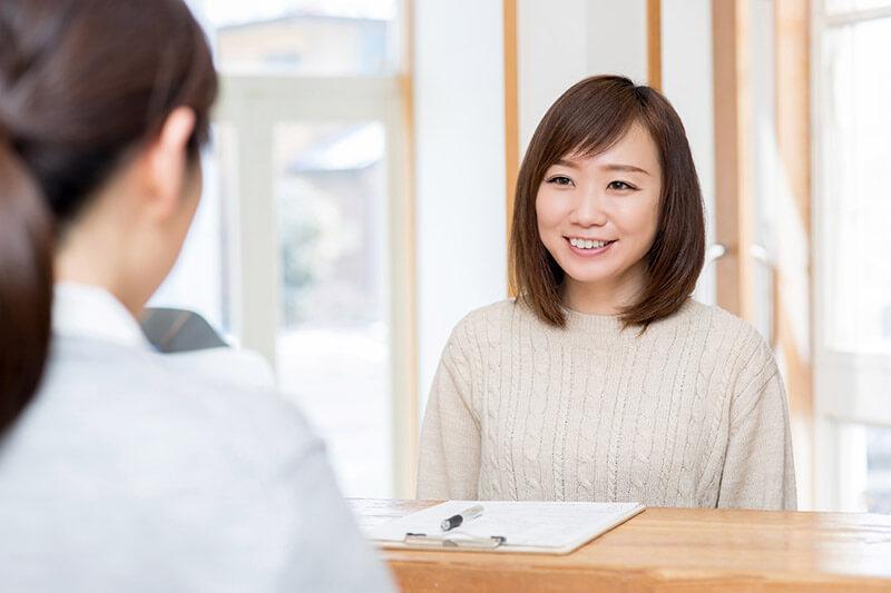 充実した日本語対応受付